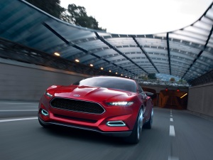 Ford Evos Concept