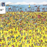 Onde está o Wally?!