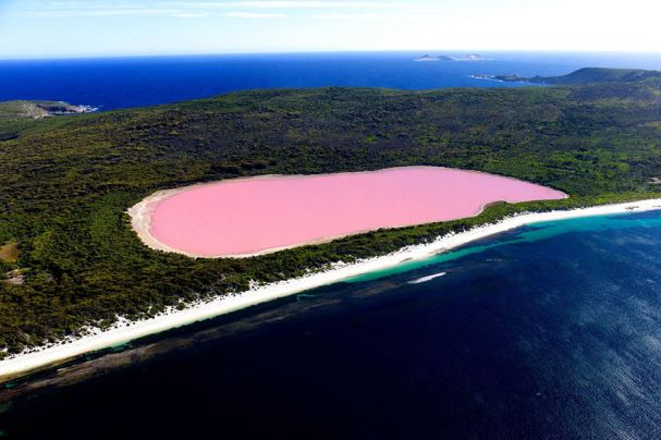 Lake Hillier (Austrália)