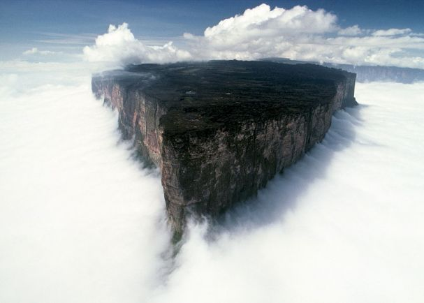 Mount Roraima (América do Sul)