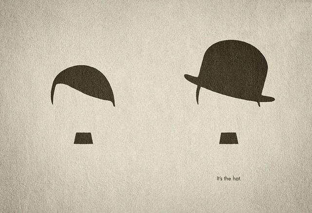Hut Weber: It's the Hat