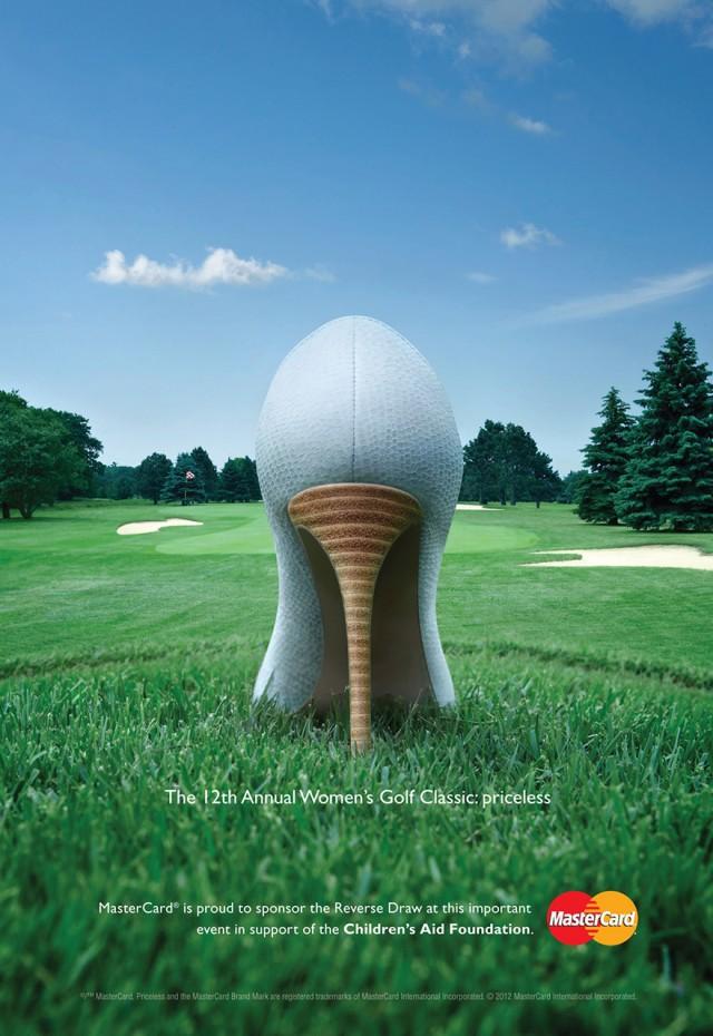 Mastercard: 12th Annual Women's Golf Classic
