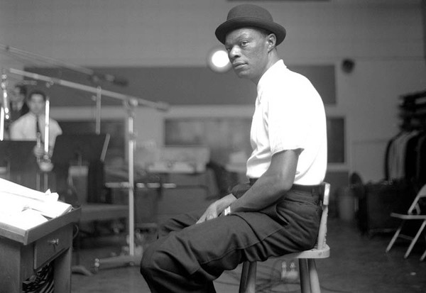 """""""The greatest thing you'll ever learn is to love and be loved in return.""""  Nat King Cole."""