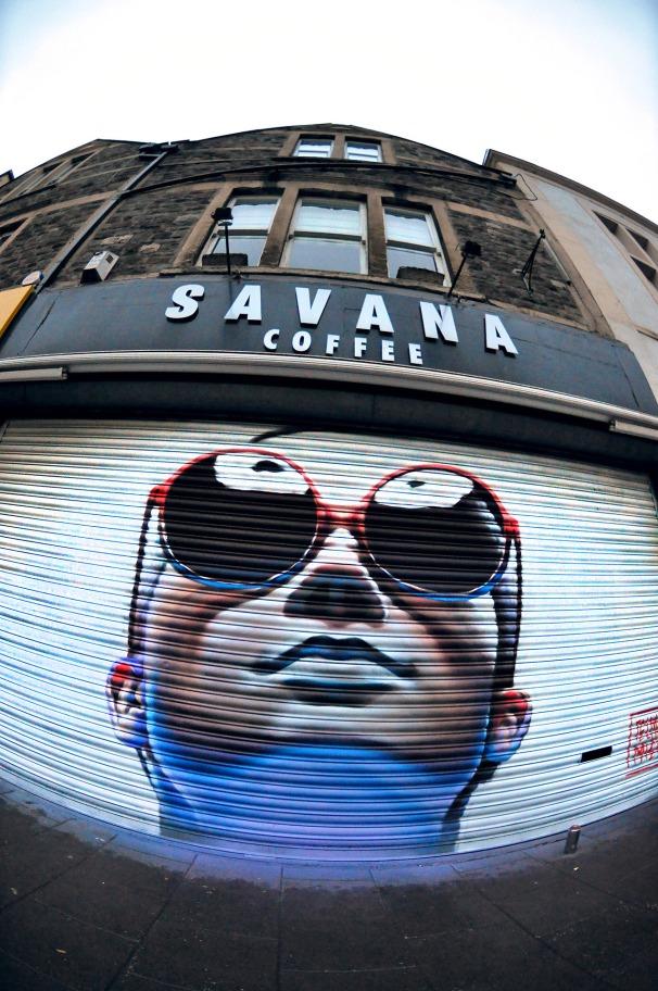Street Art - Telmo Pieper & Miel Krutzmann