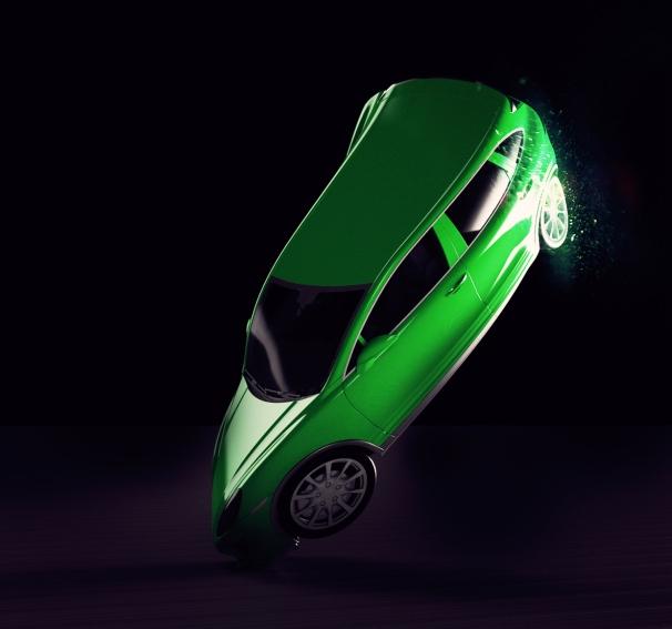 Bboy Cars - Photo Art by Antoni Tudisco ©