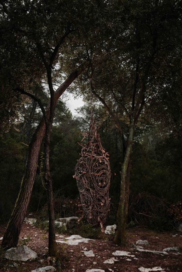 Forest Sculptures - Spencer Byles