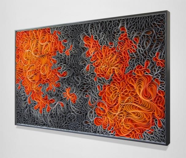 Canvas Sculptures - Stallman Studio