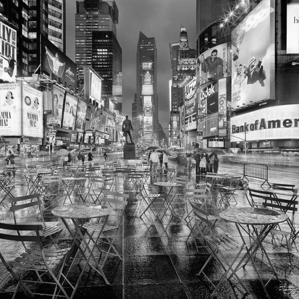 Times Square (New York Series) - Photo © Phillip Jones