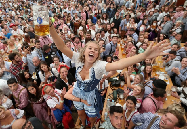 Oktoberfest 2018: Opening Day