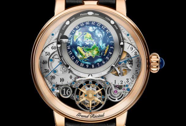 b9dbbee8c28 Récital 22 Grand Récital – Relógio perto dos 400.000€